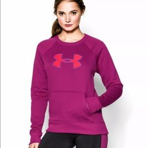 UA Under Armour Cold Gear Storm Sweatshirt Sz Sm